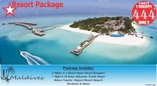 3nights Resort Package