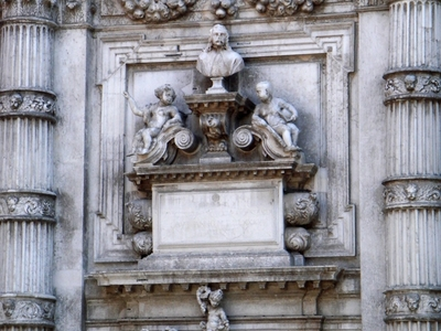 Cenotaph For Girolamo Fini