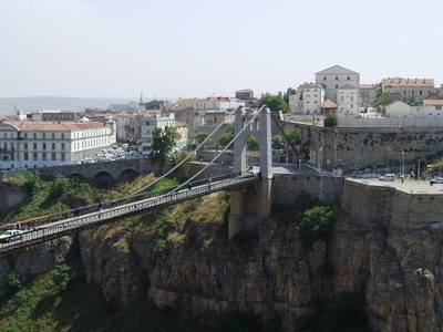 A Bridge In Constantine