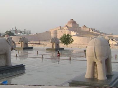 Ambedkar  Stupa
