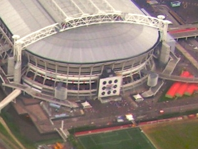 Amsterdam Arena Roof Closed