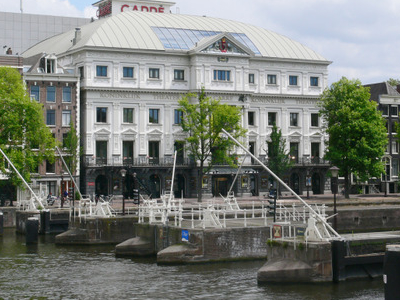 Carré Seen From The Amstel