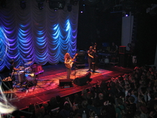 Ani DiFranco During Her 2007 Concert