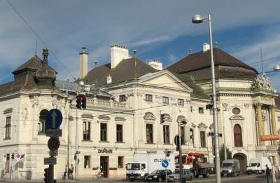 Palais Auersperg From Street