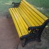 Bench At Shivaji Park In Vizag