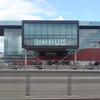 Bimhuis And Muziekgebouw Aan 't IJ By Day