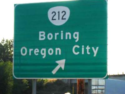 Boringorcity
