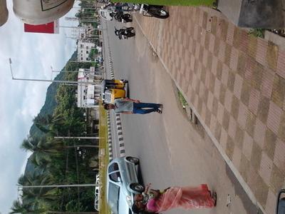B R T S Road In Naiduthota