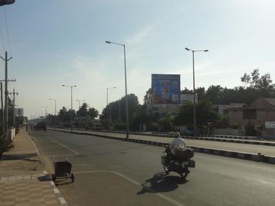 B R T S  Road Near  Durga Nagar
