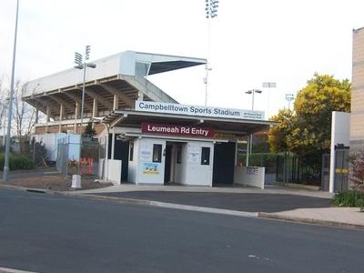 Campbelltown  Stadium