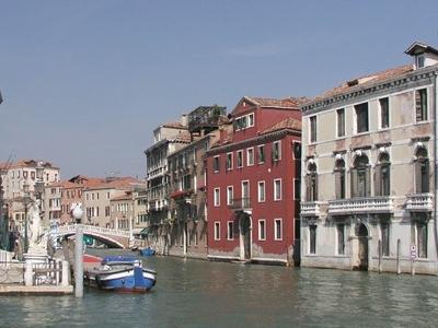 The Cannaregio Canal