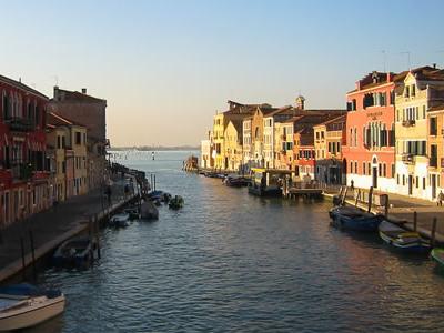 The Cannaregio Canal The Main Artery Of Cannaregio