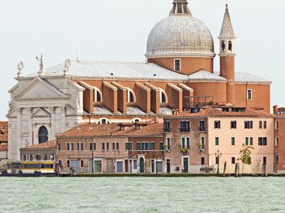 Il Redentore And Canale Della Giudecca