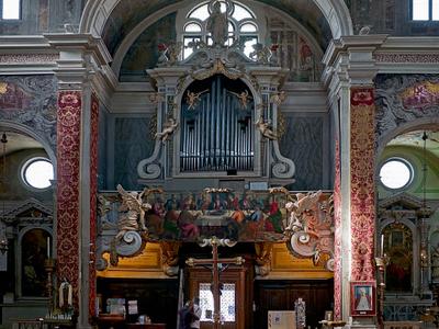 San Martino Organo