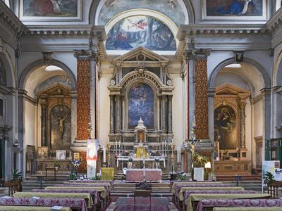 Interior Towards Main Altar