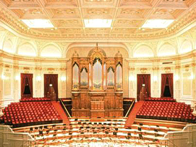 The Main Hall (Grote Zaal) Of The Concertgebouw