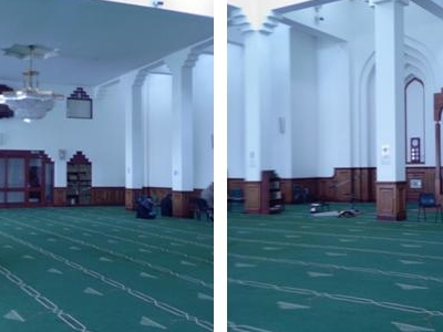 Prayer Hall - Different Views