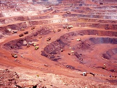 Rajhara Mine Area