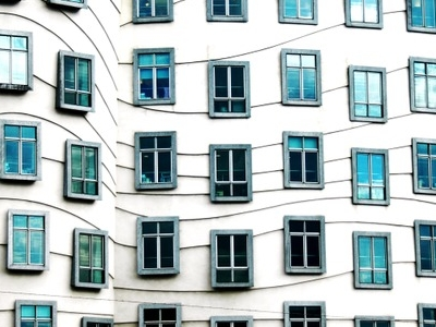Windows Of The Dancing House