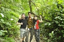Fun With Tourist In The Jungle