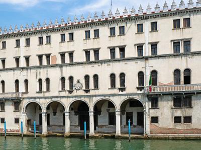 The Fondaco Dei Tedeschi