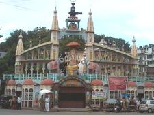 Ganesh Mandir Ganeshguri Guwahati