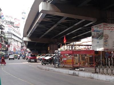 Gariahat  Road Kolkata
