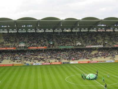 Gerhard Hanappi Stadium North Stand