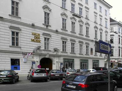 The Haus Der Musik