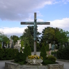 Cross At The Hietzinger Cemetery