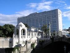 Wienfluss In The Stadtpark