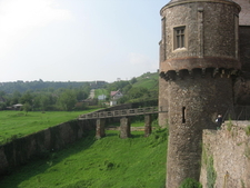 Watch Tower And Secondary Bridge