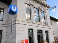 Wien Hütteldorf Railway Station