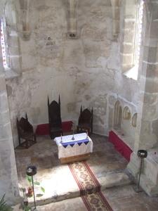 Interior Of The Castle