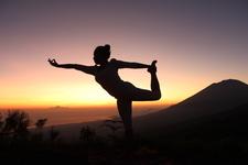 Yoga In Mount Batur Caldera