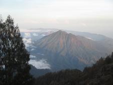 The Gratest Mount Agung