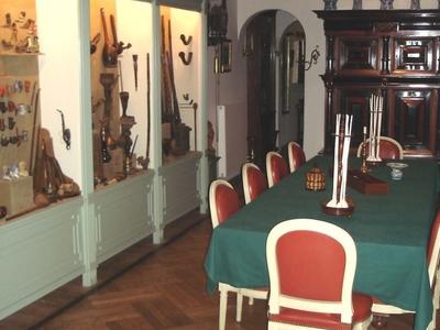 Interior Of The Amsterdam Pipe Museum