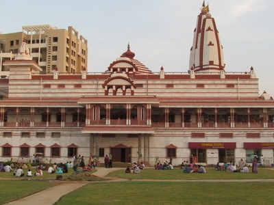 Iskcon New Vedic Cultural Center Maharashtra India