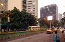 J L Nehru Rd View