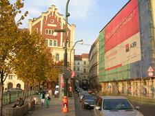 Karlovy Lázně (left From The Centre)
