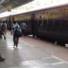 Koyna Express At Shivaji Nagar Station