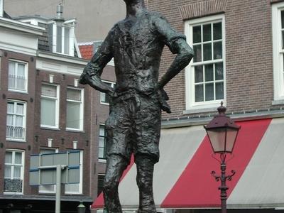 The Statue Het Lieverdje