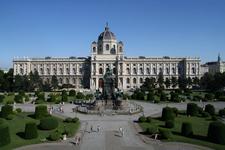 Kunsthistorisches Museum At Maria-Theresien-Platz