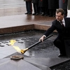 Medvedev Tomb Of The Unknown Soldier