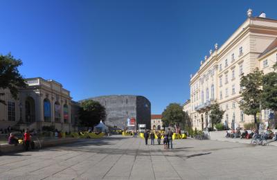 Museumsquartier Panorama
