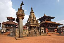 Nepal Bhaktapur Durbar Square2 L