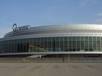 Another View Of O2 Arena