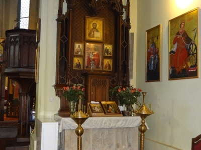 Altar Of Saint Anne