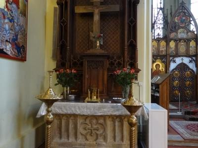 Altar Of Saint Joseph