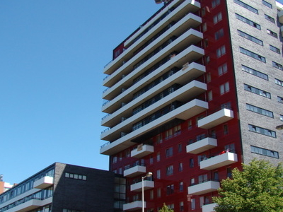 Urban Renewal In Osdorp